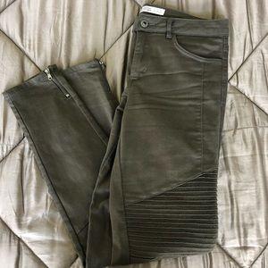 Zara Basic Denim - Leggings